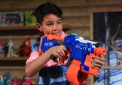 Now Fortnite-themed Nerf Blasters are on their way