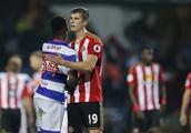 QPR fans hail Osman Kakay following international debut