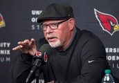 Bruce Arians cursed during first NFL broadcast