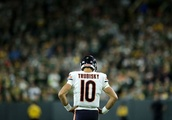 This Picture of a Wide Open Bears Receiver in the End Zone Will Twist the Knife on Bears Fans