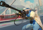 Mercy Pick Rates Drop Significantly as Ana Re-Enters Overwatch Meta