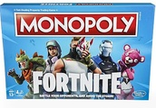Monopoly is getting in on the Fortnite craze