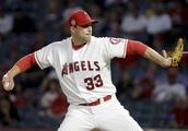 Five Angels pitchers through six hitless innings vs Rangers