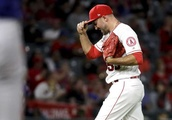 Angels nearly get no-hitter from bullpen, beat Rangers 1-0