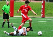 Jesuits explode past Panthers thanks to seven-goal first half