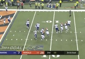 VIDEO: Javorius Allen and Mark Andrews Strike Back for the Ravens With Pair of TDs