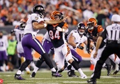 NFL 2018: Ravens VS Bengals SEP 13