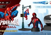 Earn Some Cool Prizes in the Spider-Man Pinball Tournament