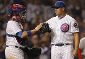 LEADING OFF: Cubs lose their closer, Indians try to clinch