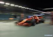 Highlights of Formula One Singapore Grand Prix Night Race