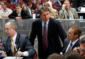 The hot seat Detroit Red Wings GM Ken Holland sits upon just got hotter