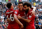 Liverpool maintain their 100% record to show how far they have surged past a Spurs side that may fin