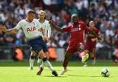 Tottenham fans all noticed something bizarre about Toby Alderweireld's shirt in Liverpool match