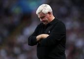 Steve Bruce sacked by struggling Aston Villa
