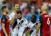 SOCCER: SEP 15 MLS - LA Galaxy at Toronto FC