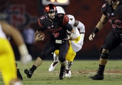 Agnew, Washington lead SDSU to upset of No. 23 ASU, 28-21