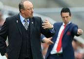 Rafa Benitez Refuses to Be Worried Despite Continuing Their Losing Streak Against Arsenal