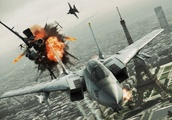 Ace Combat's PSVR support is slicker than a highway to the danger zone