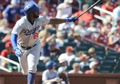 Puig's 3 homers, 7 RBIs lead Dodgers over Cards 17-4