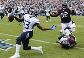 Former Texans DC Mike Vrabel notches first win with Titans