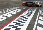 Keselowski wins NASCAR playoff opener, gets 500th for Penske