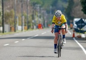 Novice tour titles for Manawatū cyclists Hartley-Brown and O'Brien