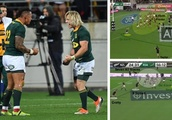 Inside Line: Forget Beauden Barrett's misses, what did South Africa do well in their epic win o