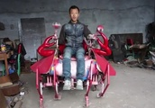 Move over Elon Musk - this robot crab could be the world's most surreal invention