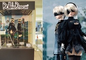 NieR: Automata Is Getting Some High-End Dolls