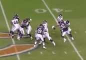 VIDEO: Khalil Mack Was Literally Unstoppable in First Half Against the Seahawks