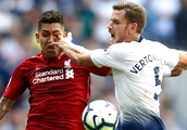 Roberto Firmino feared going blind after being left unable to see following Tottenham clash