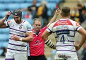 Leicester Tigers Will Spencer handed four-week ban for red card against Wasps