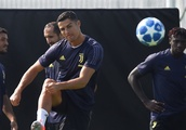 Ronaldo & Juventus targeted by 'hooligans' with fireworks before UCL match against Val