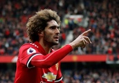 64% Man United fans now consider Fellaini to have been a great buy but many were less positive when
