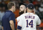 Astros Balls & Strikes: Dallas Keuchel appears unscathed after scary hit to the head