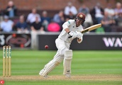Somerset County Cricket Club v Surrey County Cricket Club, Specsavers County Champ Div 1., Day One -