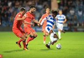 Queens Park Rangers v Millwall, Sky Bet Championship, Football, Loftus Road, London, UK - 19 Sep 201