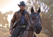 Red Dead Redemption 2 Timed-Exclusive PS4 Content Includes a Horse, Stylish Pistol, More