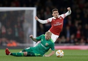 Arsenal player ratings: Iwobi superb, Torreira excellent and Aubameyang electric