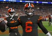 Won, won and won! Browns beat Jets for first win since 2016