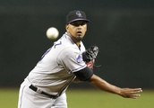 Marquez strikes out 11, Rockies beat Diamondbacks 6-2
