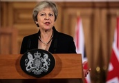British PM Theresa May 'planning snap election' in November