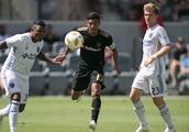 LAFC defeats Earthquakes, 2-0