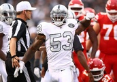 LOOK: NaVorro Bowman Calls Out Raiders on Twitter After Week 3 Loss