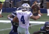 This Roughing the Passer Penalty Called Against the Seahawks Involving Dak Prescott Might Be the Wea