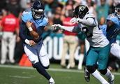 Titans VS Jaguars NFL football