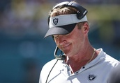 Jon Gruden is proving to be a nightmare for Raiders