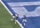 VIDEO: Marvin Jones Beats Stephon Gilmore on a Deep Ball for a TD