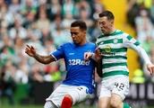 Rangers fans loved James Tavernier's free kick against St Johnstone