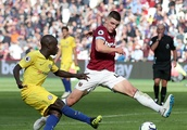 Hammers are starting to hit hard says Declan Rice